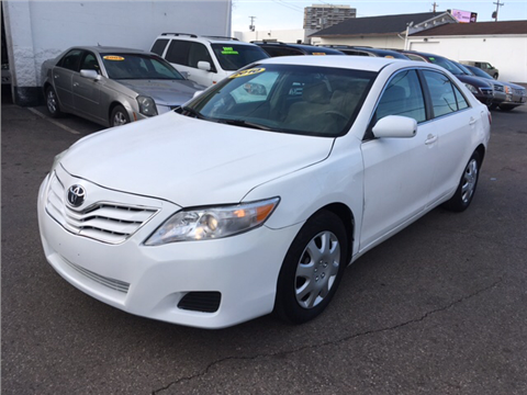 2010 Toyota Camry for sale in Columbus, OH
