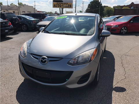 2011 Mazda MAZDA2 for sale in Columbus, OH
