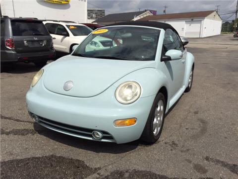 2003 Volkswagen New Beetle for sale in Columbus, OH