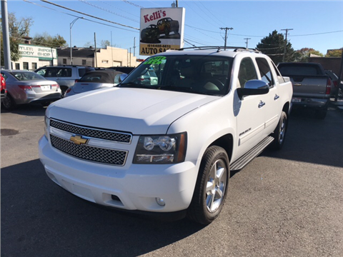 2011 Chevrolet Avalanche for sale in Columbus, OH