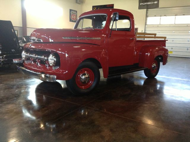 1951 Ford F1  - Hailey ID