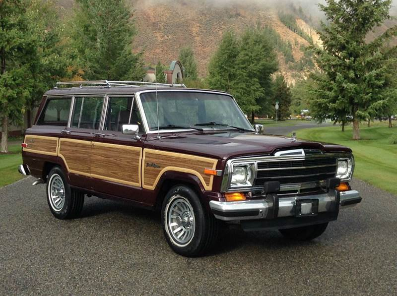 1987 jeep grand wagoneer for sale cargurus. Black Bedroom Furniture Sets. Home Design Ideas
