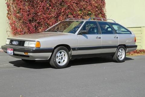 1987 Audi 5000