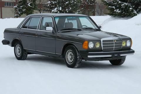 1984 Mercedes-Benz 300-Class
