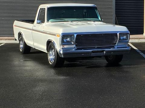 1979 Ford F250 4x4 Pickup Truck Louisville Showrom