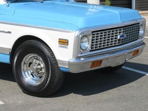 1971 Chevrolet C/K 20 Series
