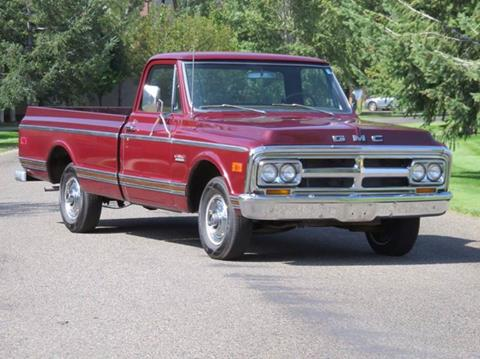 1969 GMC C/K 1500 Series for sale in Hailey, ID