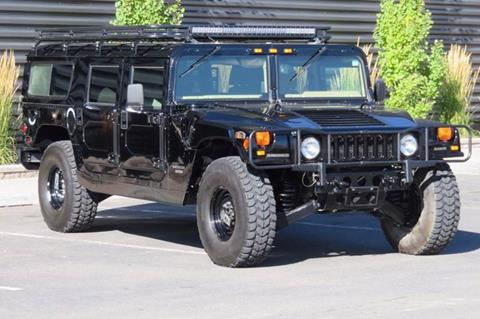 1997 AM General Hummer for sale in Hailey, ID