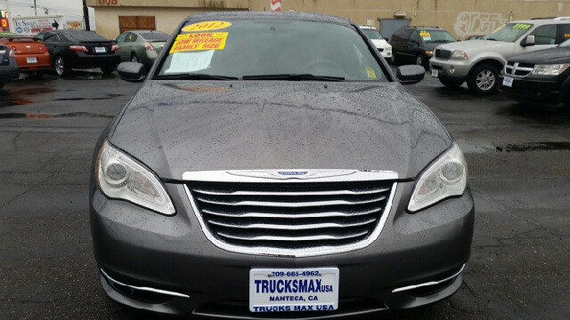 2012 Chrysler 200 for sale in Manteca CA
