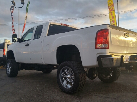 2008 GMC Sierra 2500HD