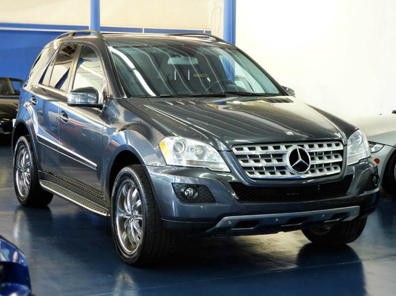 2011 Mercedes Benz M Class Ml350 4matic Awd 4dr Suv In