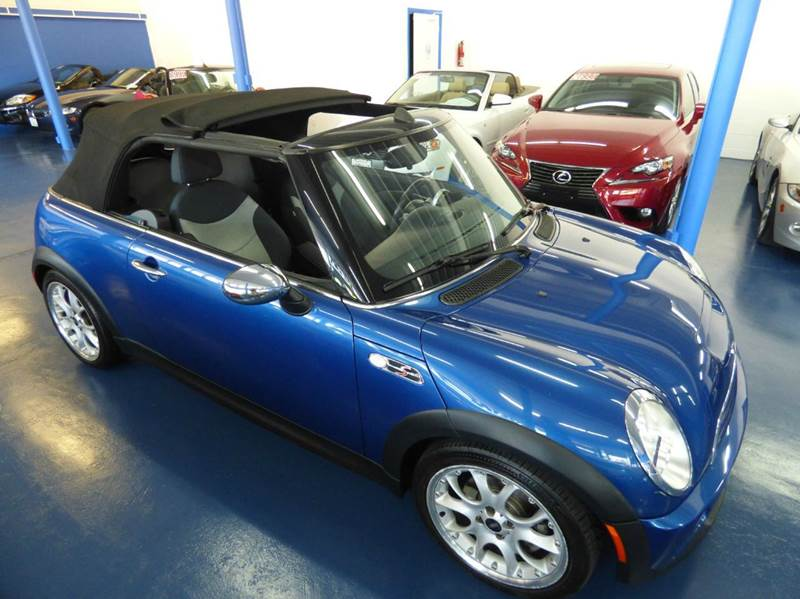 2007 mini cooper s 2dr convertible in sacramento ca h1. Black Bedroom Furniture Sets. Home Design Ideas