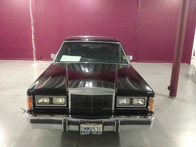 1989 Lincoln Town Car for sale in ROSEVILLE CA
