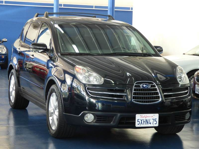 2006 subaru b9 tribeca ltd 7 pass awd limited passenger. Black Bedroom Furniture Sets. Home Design Ideas