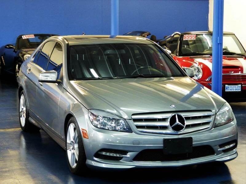 2011 mercedes benz c class c300 luxury 4matic awd 4dr for Mercedes benz c300 luxury