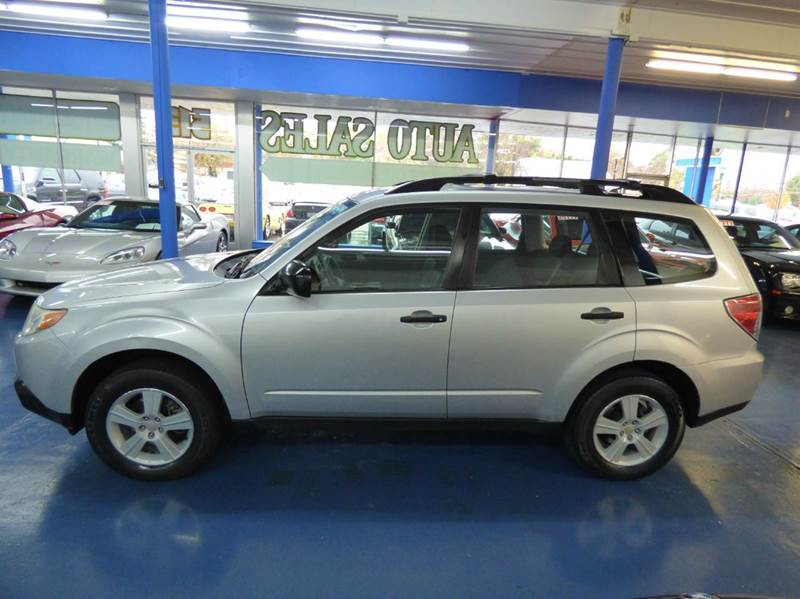2010 subaru forester 2 5x awd 4dr wagon 4a in sacramento. Black Bedroom Furniture Sets. Home Design Ideas