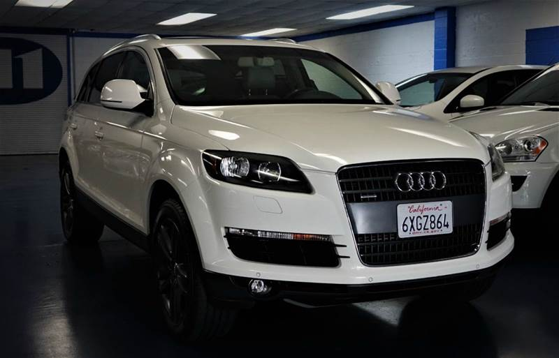 2009 audi q7 3 6 quattro awd prestige 4dr suv in. Black Bedroom Furniture Sets. Home Design Ideas