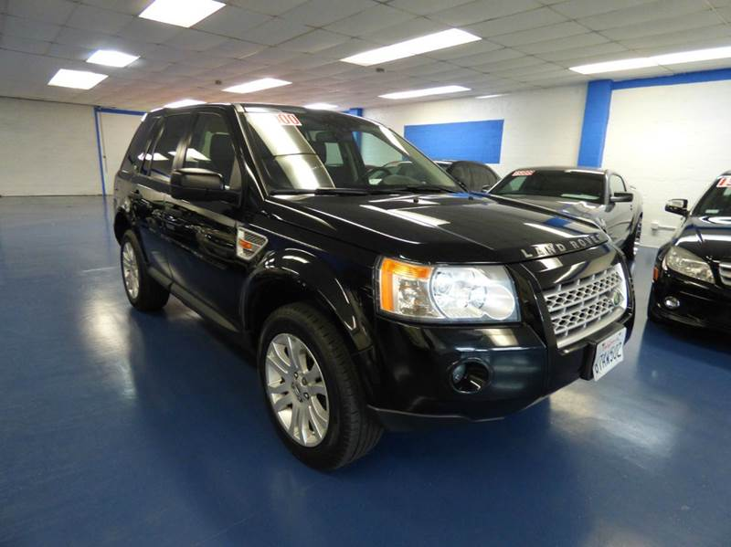 2008 land rover lr2 se awd 4dr suv w tec technology package navi in sacramento ca h1 auto group. Black Bedroom Furniture Sets. Home Design Ideas