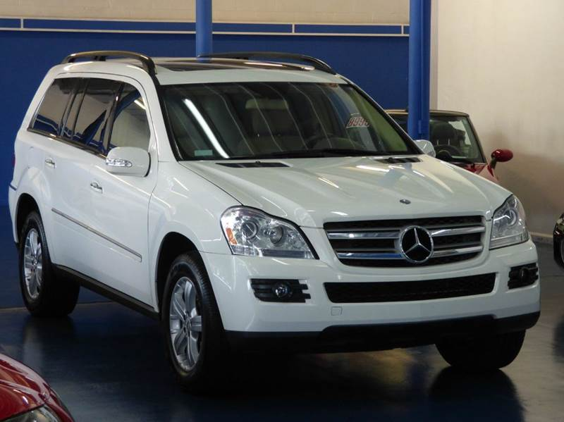 2007 mercedes benz gl class gl450 awd 4matic 4dr suv in. Black Bedroom Furniture Sets. Home Design Ideas