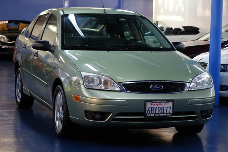 2007 ford focus zx4 s 4dr sedan in sacramento ca h1 auto. Black Bedroom Furniture Sets. Home Design Ideas