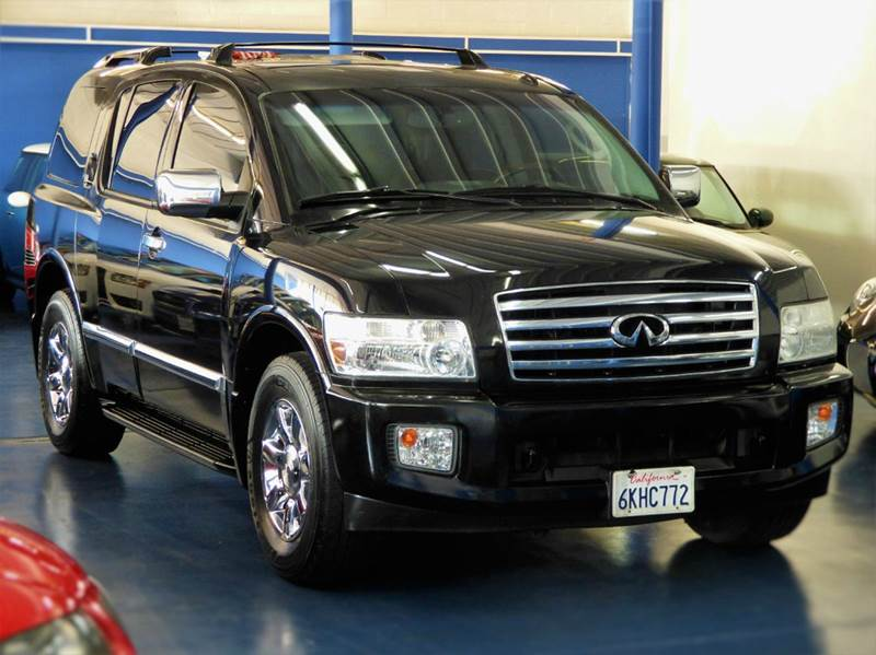 2006 infiniti qx56 base 4dr suv 4wd in sacramento ca h1 auto group. Black Bedroom Furniture Sets. Home Design Ideas