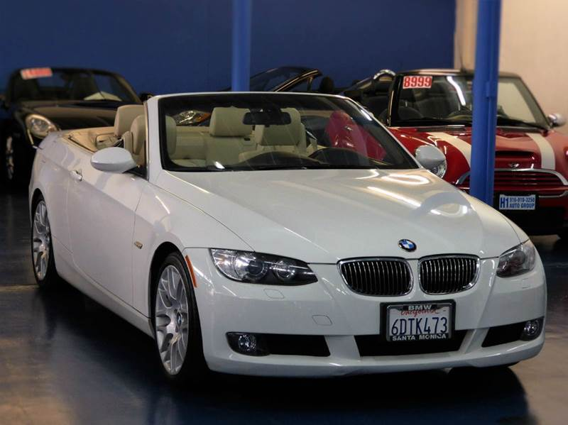2008 bmw 3 series 328i 2dr convertible sulev in sacramento ca h1 auto group. Black Bedroom Furniture Sets. Home Design Ideas