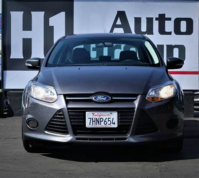 2014 Ford Focus for sale in Sacramento, CA