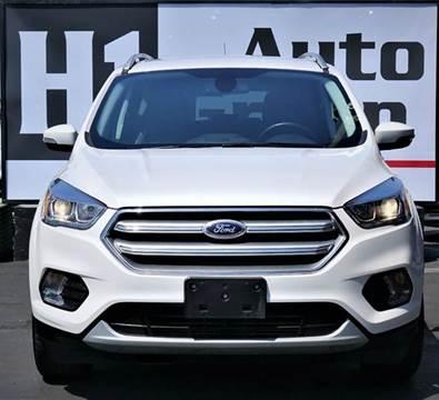 2017 Ford Escape for sale in Sacramento, CA