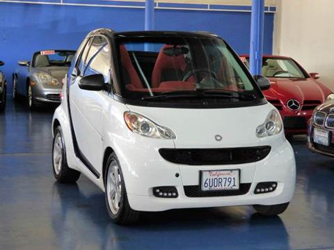 2012 Smart fortwo for sale in Roseville, CA