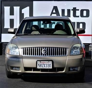 2005 Mercury Montego for sale in Sacramento, CA
