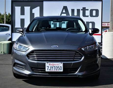 2015 Ford Fusion for sale in Sacramento, CA