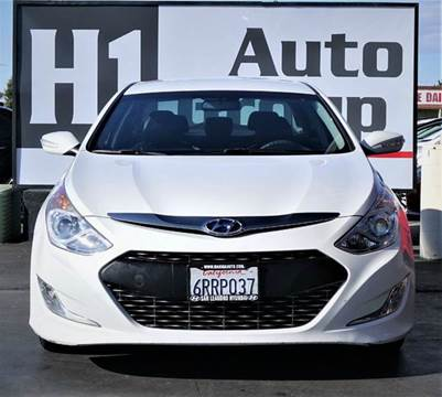 2011 Hyundai Sonata Hybrid for sale in Sacramento, CA