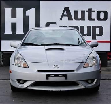 2003 Toyota Celica for sale in Sacramento, CA