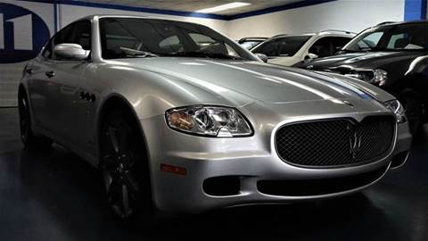 2007 Maserati Quattroporte for sale in Sacramento, CA