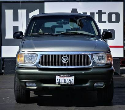 2000 Mercury Mountaineer for sale in Sacramento, CA