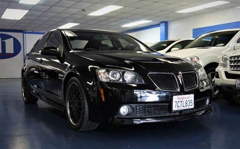 2008 Pontiac G8 for sale in Sacramento, CA