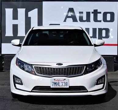 2015 Kia Optima Hybrid for sale in Sacramento, CA