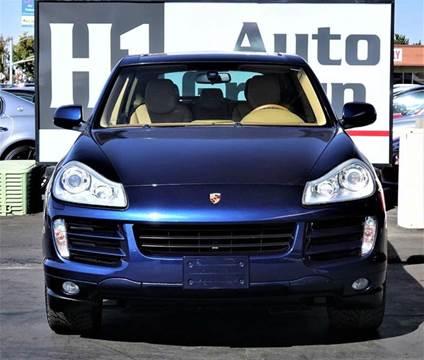2008 Porsche Cayenne for sale in Sacramento, CA