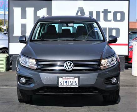 2012 Volkswagen Tiguan for sale in Sacramento, CA