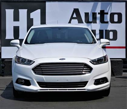 2014 Ford Fusion Hybrid for sale in Sacramento, CA