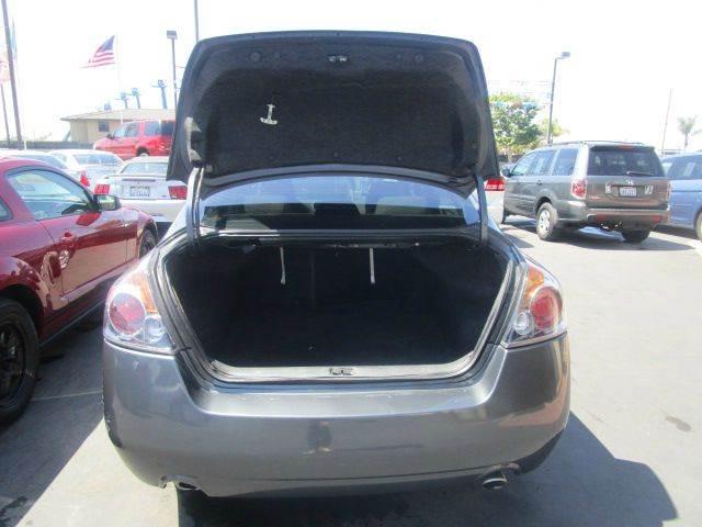 2010 Nissan Altima 2.5 S 4dr Sedan - Chula Vista CA