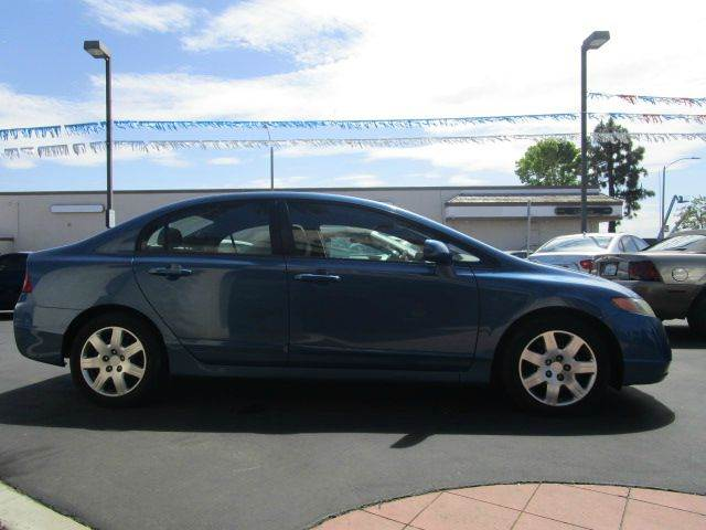 2007 Honda Civic LX 4dr Sedan (1.8L I4 5A) - Chula Vista CA