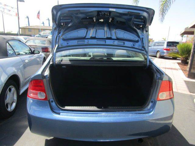 2007 Honda Civic LX 4dr Sedan (1.8L I4 5A) - Chula Vista CA