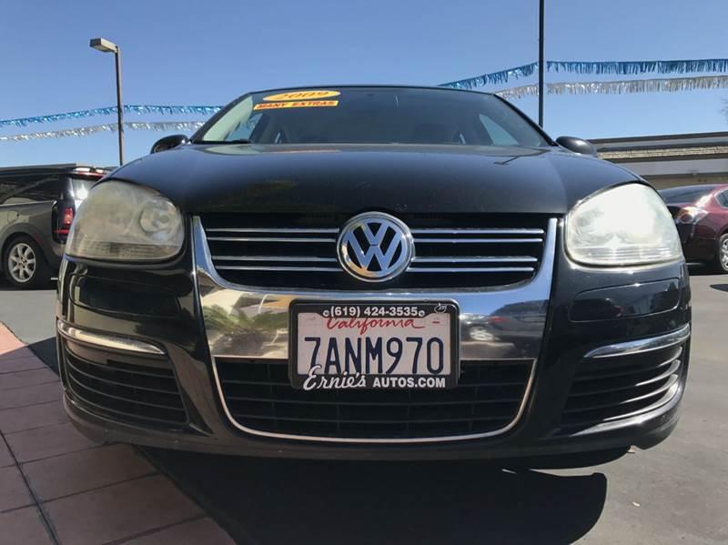 2009 Volkswagen Jetta SE PZEV 4dr Sedan 6A - Chula Vista CA