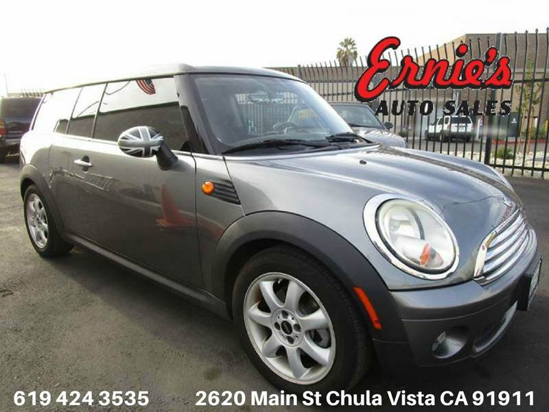 2010 MINI Cooper Clubman Base 3dr Wagon - Chula Vista CA