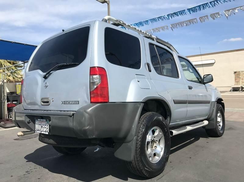 2001 Nissan Xterra SE 2WD 4dr SUV - Chula Vista CA