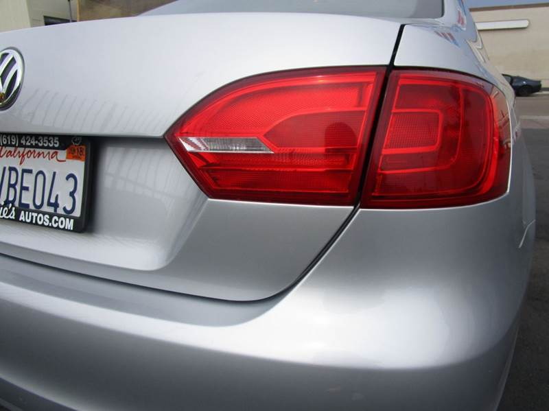 2012 Volkswagen Jetta S 4dr Sedan 6A - Chula Vista CA