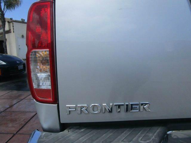 2006 Nissan Frontier Nismo 4dr Crew Cab SB (4L V6 5A) - Chula Vista CA