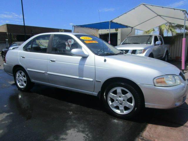 2005 Nissan Sentra 1.8 S 4dr Sedan - Chula Vista CA