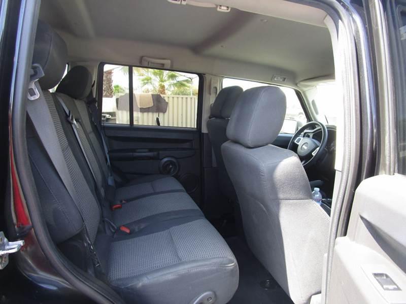 2008 Jeep Commander Sport 4x2 4dr SUV - Chula Vista CA